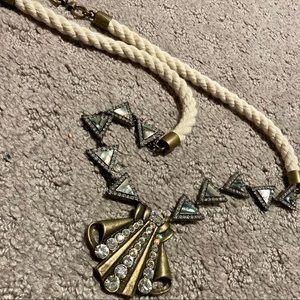 NWOT Loren Hope Waverly Necklace